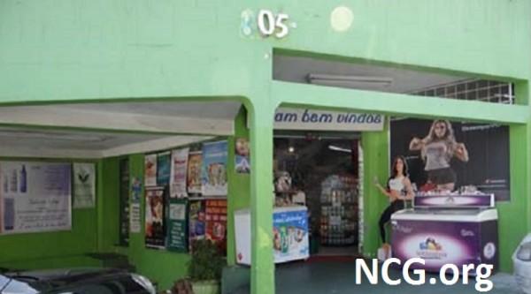 Loja de Produtos sem glúten em São Paulo (SP/ZO) - Spaço Natureza & Vida - Faxada