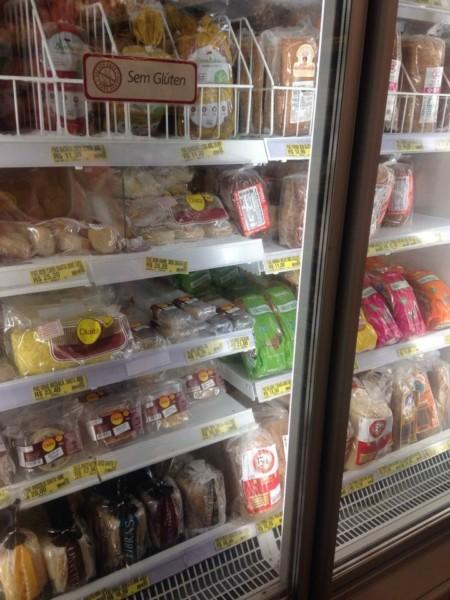 Loja de Produtos sem glúten em São Paulo (SP) - Casa Santa Luzia - Produtos sem glúten congelados. NCG.org