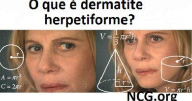 O que é dermatite herpetiforme / Doença de Duhring-Brocq?