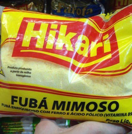 Hikari nova rotulagem contém glúten