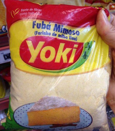 Yoki nova rotulagem contém glúten