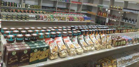 Loja de produtos sem glúten na Granja Viana/SP (ZO) - Vida Natural - produtos sem glúten. NCG.org
