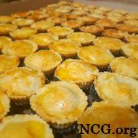 Empadinha sem gluten - Loja de bolos sem gluten em Curitiba (PR) ZIZI Gluten Free - Não Contém Gluten