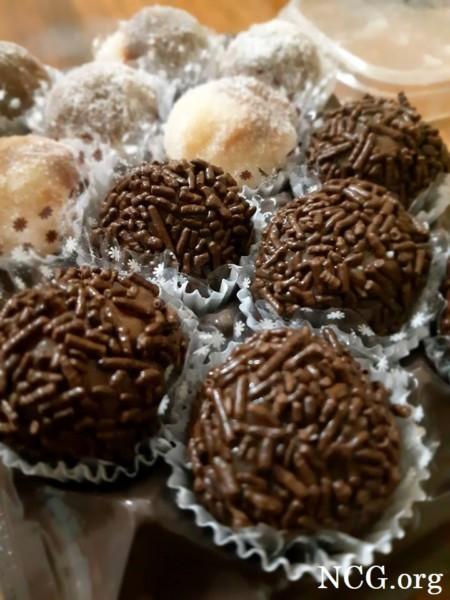 Docinhos sem gluten - Loja de bolos sem gluten em Curitiba (PR) ZIZI Gluten Free - Não Contém Gluten