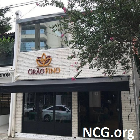 Fachada do Grão Fino sem gluten - Padaria sem gluten em São Paulo (SP) Grão Fino - NaoContemGluten.ORG