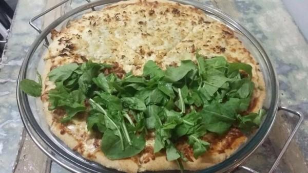 Pizza Jack sem glúten