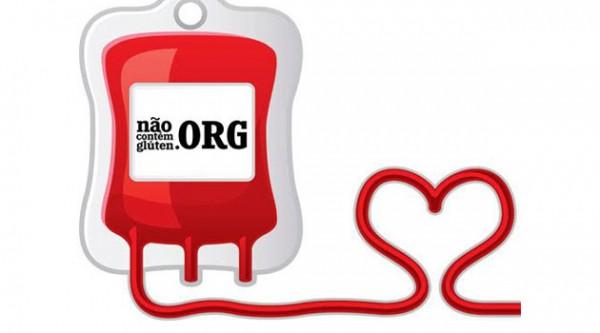 Celíacos podem doar sangue? sem gluten