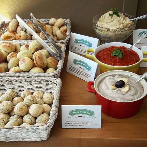 komboleria pães sem glúten e sem lactose