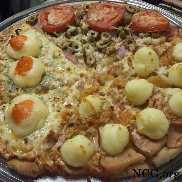 Pizza sem gluten - Pizzaria sem gluten em Porto Alegre (RS) Pizza Jack - Não Contém Gluten