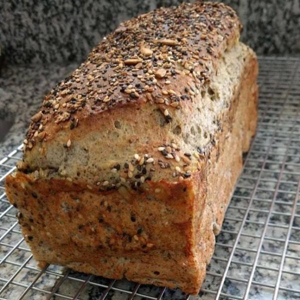 Cucina Sem Glúten pão sem glúten
