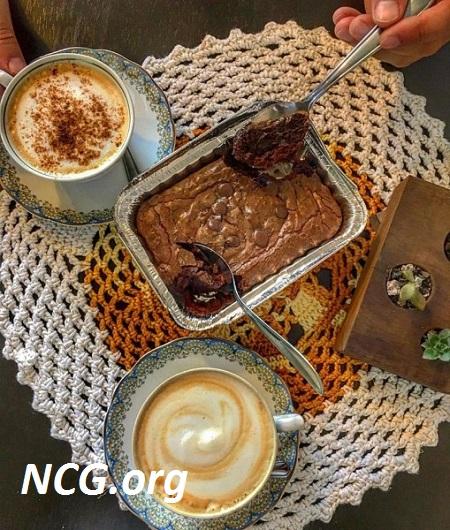 Brownie com café sem gluten e lactose - Padaria sem gluten em Curitiba (PR) SEM CULPA - Não Contém Gluten