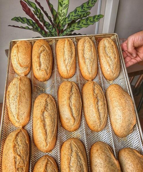 SEM CULPA Pão francês sem glúten