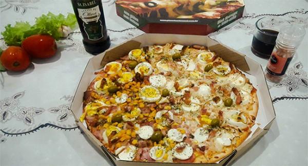 Pizzaria Artesanal sem glúten