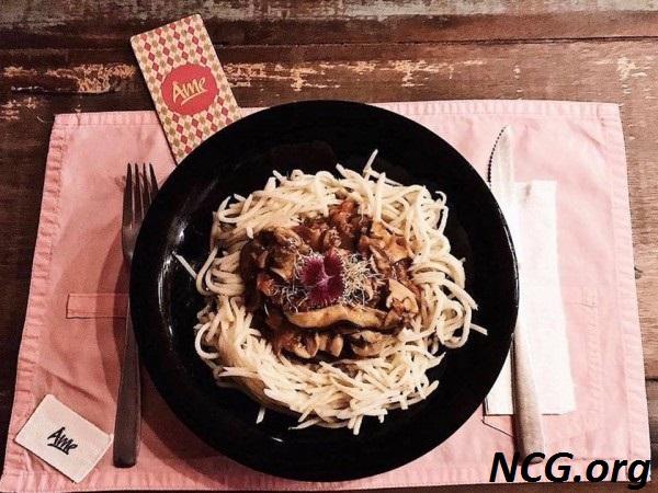 Spaghetti sem gluten - Restaurante sem gluten em Blumenau (SC) Âme Gastronomia Funcional - Não Contém Gluten