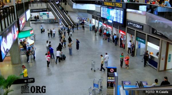 Loja de produtos Mundo Verde em Terminal 2 – Aeroporto Internacional de Cumbica em Guarulhos / São Paulo (GRU)