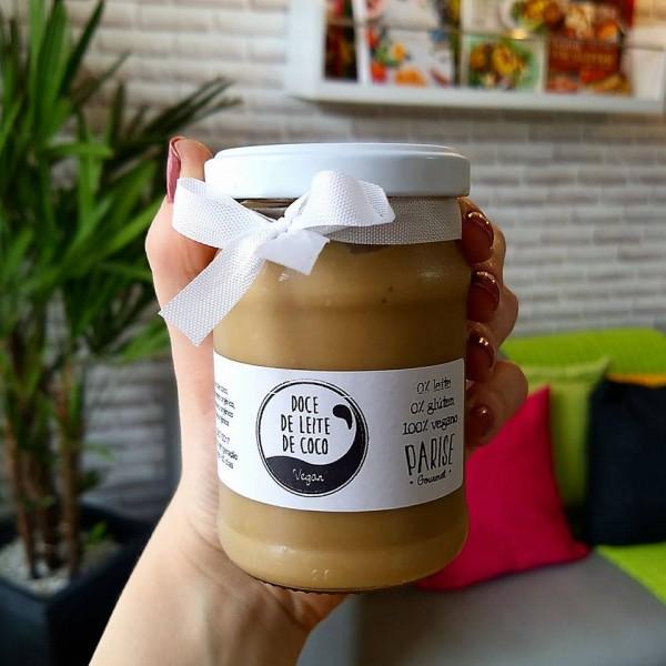 Parise Gourmet Doce de leite de coco sem glúten