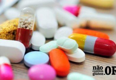 Medicamentos que contém glúten