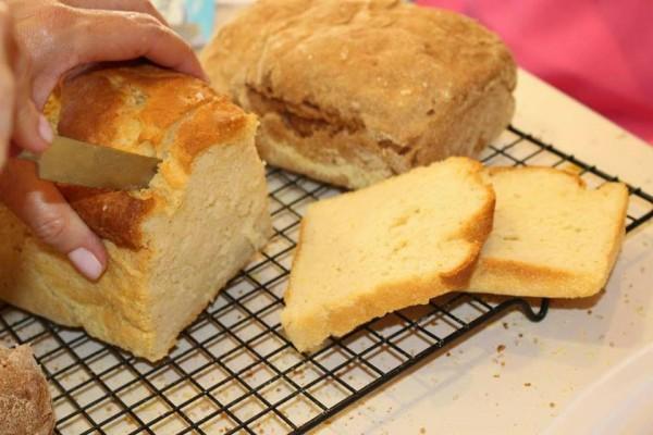 Pão sem glúten Massas.com