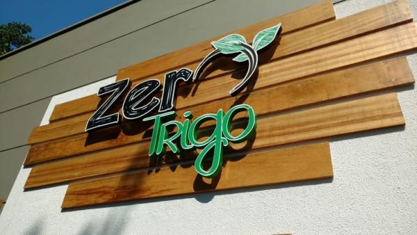 NCG - Zero Trigo: Fachada sem glúten / lactose. Não contém glúten
