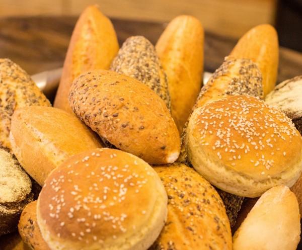 Zero Trigo Diversos pães sem glúten