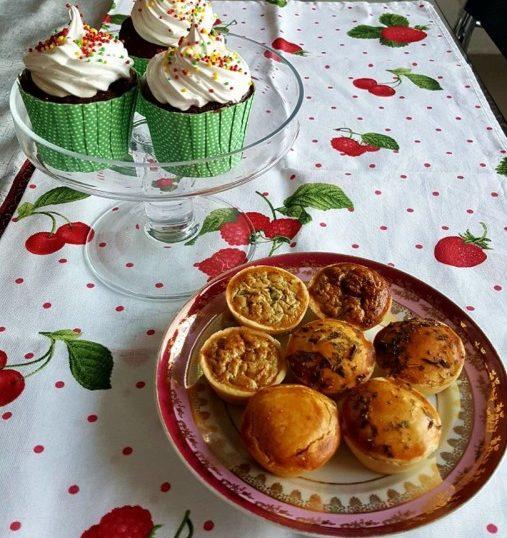 Casa do Pão Sem Gluten Tortinhas e cupcakes sem glúten