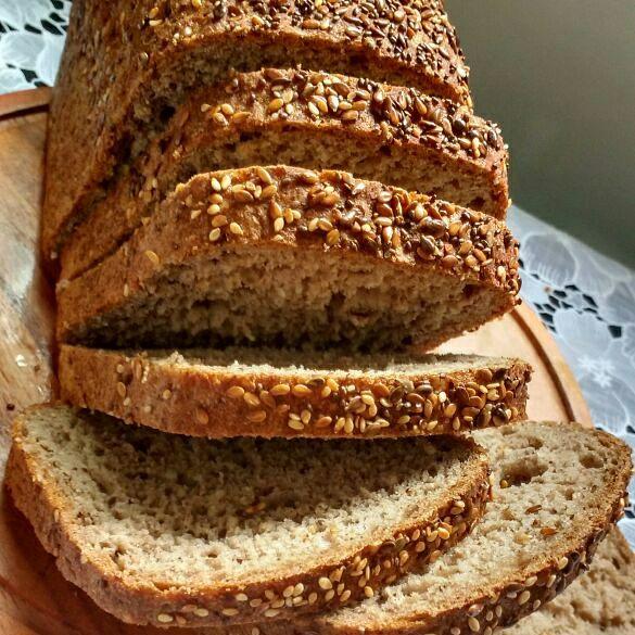 NCG.org – NUTRIBAKERY: Pão integral 7 grãos sem glúten . Não contém glúten