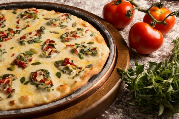 Pizzaria Rigani - Sem Glúten Pizza sem glúten