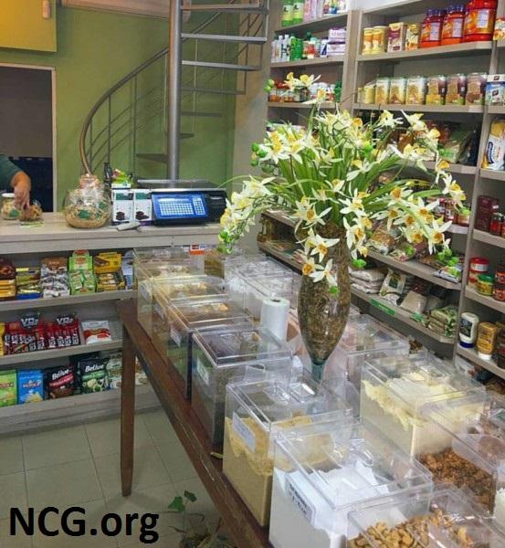 Loja de produtos naturais em Itaperuna (RJ) - Nutrivitta Produtos Naturais - produtos sem glúten. NCG.org
