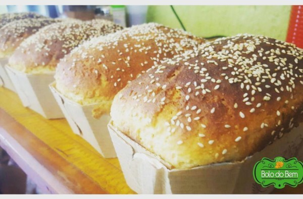 NCG - BOLO Do BEM: Pães sem glúten / lactose. Não contém glúten