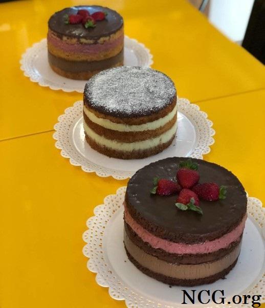 Bolos sem gluten - Padaria sem gluten em Jardim Camburi (ES) Artezanal - Não Contém Gluten