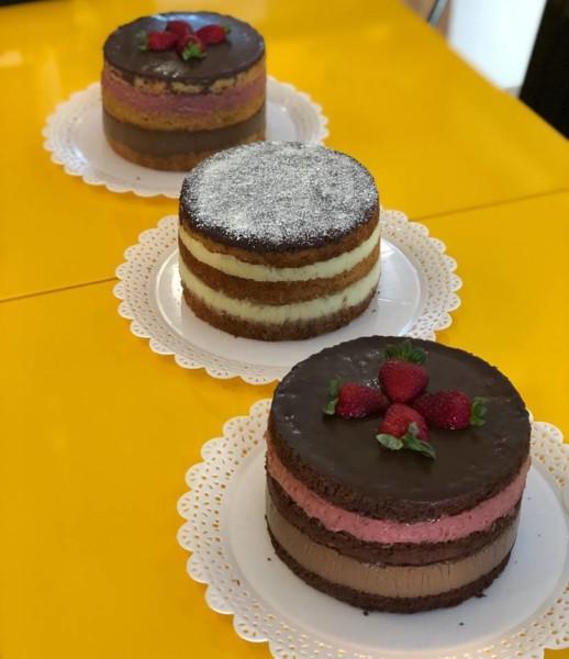 NCG.org – ARTEZANAL, padaria sem glúten e sem lácteos em Jardim Camburi (ES): naked cake sem glúten e sem lactose. Não contém glúten