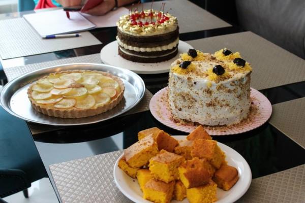 Espaço Brasil Sem Glúten Bolos e torta sem glúten