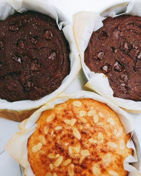 NCG.org – DELÍCIAS DA RAFA: bolos sem glúten. Não contém glúten