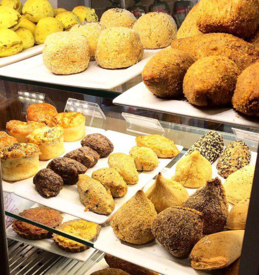 Padaria sem glúten em Brusque (SC)  - Carolitas e Nutri Tice Café Saudável - salgados sem glúten. NCG.org