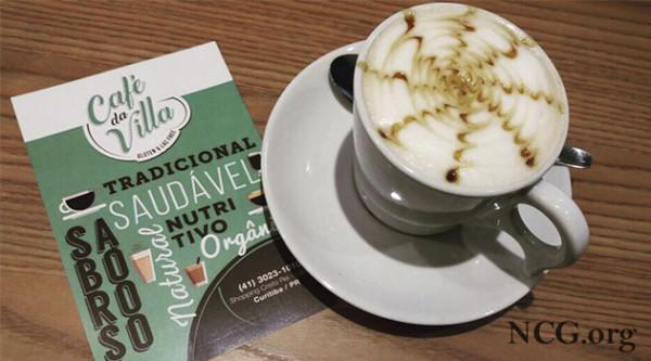 Cafeteria sem glúten e lactose em Curitiba (PR) Café da Villa - NCG.org