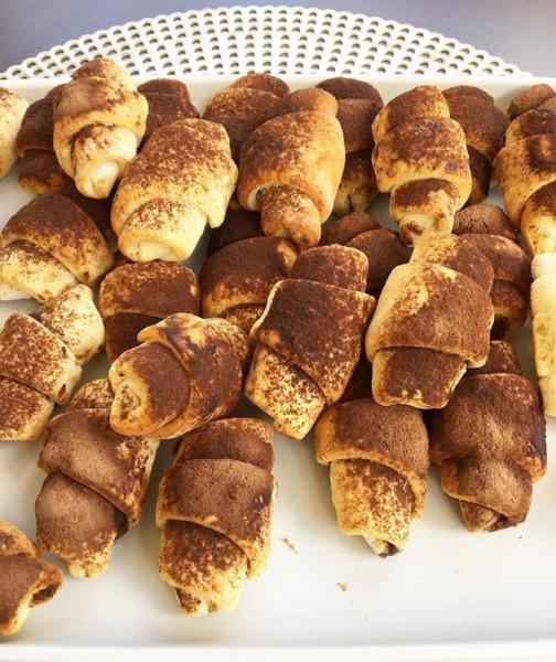 Padaria sem glúten em Belo Horizonte (BH) Não Contém - De bem sem Glúten - NCG.org croissant de chocolate sem glúten. Não contém glúten
