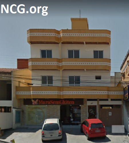 Fachada da Mara Sem Glúten - Loja de produtos sem glúten em Santa Catarina (SC) Mara Sem Glúten. Não Contém Glúten