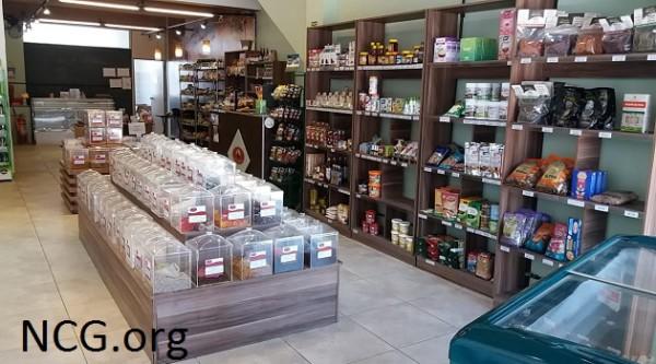 Loja de produto natural sem glúten em Tucuruvi (SP) Armazem Francesco