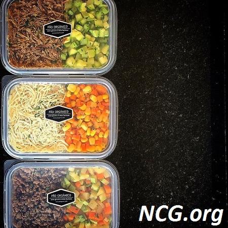 Marmitas sem gluten - Loja virtual de produtos sem gluten em São Paulo (SP) Pão Orgânico - Não Contém Gluten