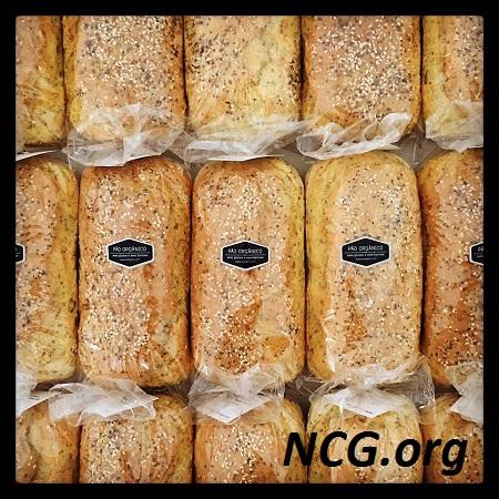 Pães multigrãos sem gluten - Loja virtual de produtos sem gluten em São Paulo (SP) Pão Orgânico - Não Contém Gluten