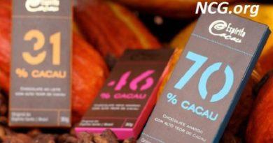 Chocolate Espírito cacau tem gluten ?? Veja aqui a explicação do SAC