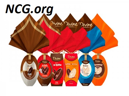 Ovos de Páscoa sem gluten - Chocolate Divine tem gluten ?? Veja a resposta do SAC - Não Contém Gluten