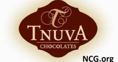 Tnuva Chocolates sem gluten e sem leite !! Veja a resposta do SAC