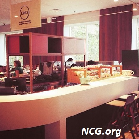 Parte interna da Diaita sem gluten +10 Restaurantes sem gluten em São Paulo - NaoContemGluten.ORG