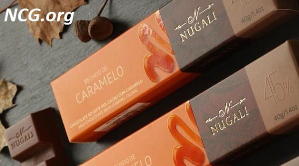 Chocolate Nugali tem gluten ?? Veja aqui a resposta do SAC