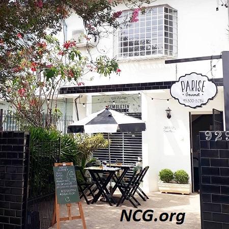 Fachada da Parise Gourmet sem gluten +10 Restaurantes sem gluten em São Paulo - NaoContemGluten.ORG