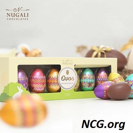 Ovo de páscoa sem gluten - Chocolate Nugali tem gluten ?? Veja aqui a resposta do SAC - NaoContemGluten.ORG