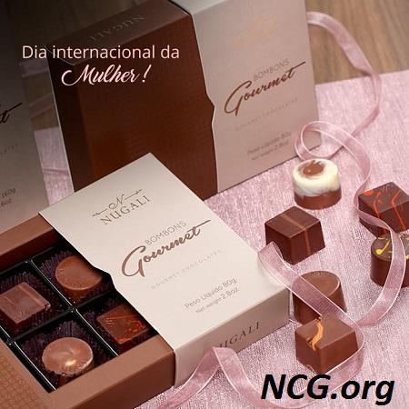 Bombons sem gluten - Chocolate Nugali tem gluten ?? Veja aqui a resposta do SAC - NaoContemGluten.ORG