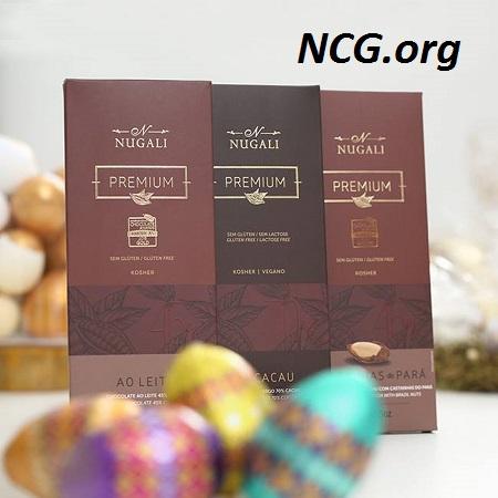 Tablete de chocolate premium sem gluten - Chocolate Nugali tem gluten ?? Veja aqui a resposta do SAC - NaoContemGluten.ORG