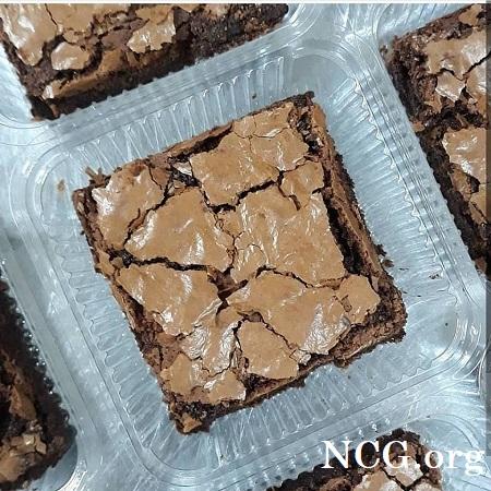 Brownie sem gluten - Delivery sem gluten em Foz do Iguaçu (PR) Panelinha Saudável - Não Contém Gluten
